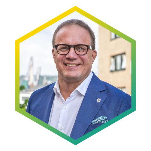 Pekka Timonen ChangeNOW
